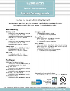Product Approvals Announcement 12 1